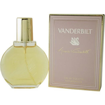 VANDERBILT by Gloria Vanderbilt Eau De Toilette Spray .5 oz