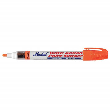 MARKAL 97052G Paint Marker, Fluorescent Orange