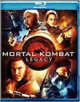 Warner Home Video Mortal Kobat: Legacy