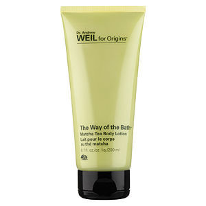 Dr. Andrew Weil for Origins The Way of The Bath Matcha Tea Body Lotion