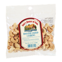 Ann's House of Nuts Roasted Salted Cashews