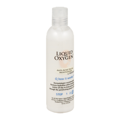 Liquid Oxygen Anti-Acne Facial Moisturizer Stage 3