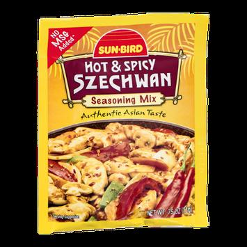 Sun-Bird Hot & Spicy Szechwan Seasoning Mix