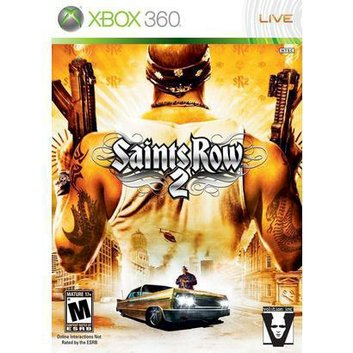 THQ Saints Row 2 (Xbox 360)