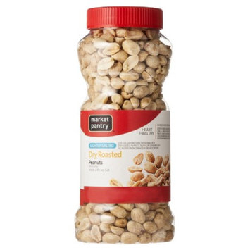 market pantry Market Pantry Dry Roasted & Lightly Salted Peanuts 20-oz.
