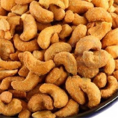Varies Nuts BG16622 Nuts Cashew Whole Rst-Sltd - 1x5LB