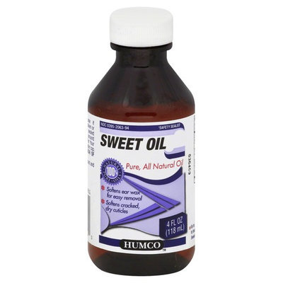 Humco: 100% Natural Pure Sweet Oil Olive Oil N.F., 4 Fl Oz