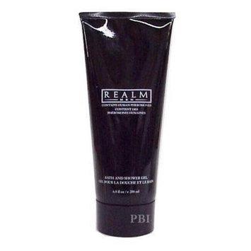 Erox Corporation Realm by Erox for Men 6.7 oz Bath & Shower Gel