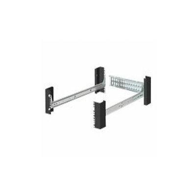 Innovation First RackSolutions Sliding Quick Rail Kit - Rack slide rail kit - 19