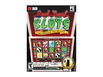 Phantom Efx Reel Deal Slots: Treasures of the Far East PC Game