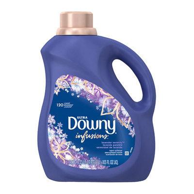 Downy Ultra Infusions Lavender Serenity Liquid Fabric Softener 120 Loads 103 Fl Oz
