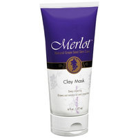 Merlot Clay Mask
