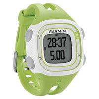 Garmin Forerunner 10 GPS Running Watch - Green
