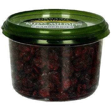 Klein's Naturals Craisins (Cranberries) Organic Kosher - Kliens Or Gold Nuts