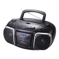 Supersonic SC-765 MP3/CD Player with USB