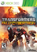 Activision Transformers: Fall of Cybertron