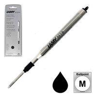 Lamy Ballpoint Pen Black Medium Refill M16
