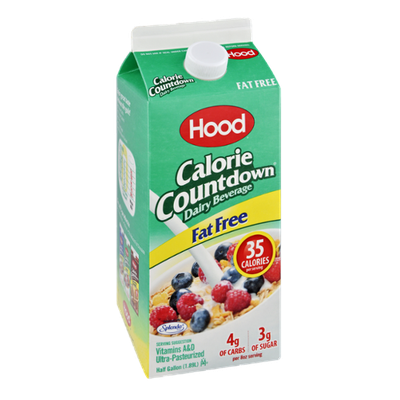 Hood Calorie Countdown Fat Free Dairy Beverage