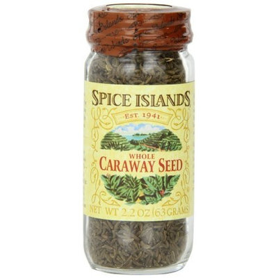 Spice Islands Caraway Seed, Whole, 2.2-Ounce (Pack of 3)