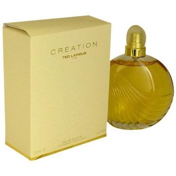 Creation By Ted Lapidus For Women. Eau De Toilette Spray 3.3 Ounces
