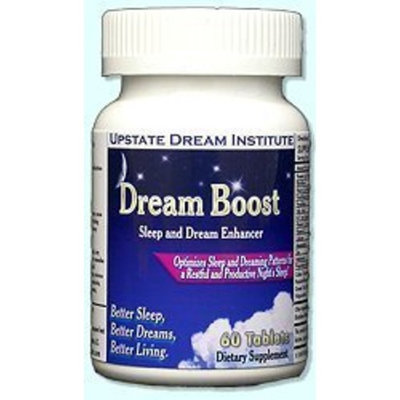 Dream Boost - Natural Sleep & Dream Enhancer - 60ct (2 PACK)