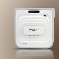 Ecovacs WINBOT W730, the Window Cleaning Robot, for Framed or Frameless Windows