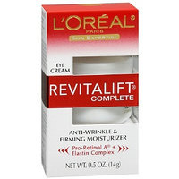 L'Oréal Advanced RevitaLift Complete Anti-Wrinkle & Firming Moisturizer Eye Cream