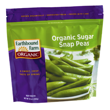 Earthbound Farm Organic Sugar Snap Peas