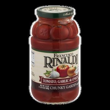 Francesco Rinaldi Tomato, Garlic & Onion Chunky Garden Pasta Sauce