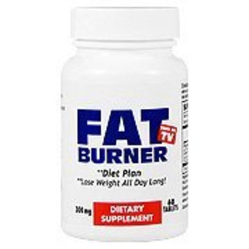 FAT BURNER , Lose Weight All Day Long! As seen on TV 60 tabs