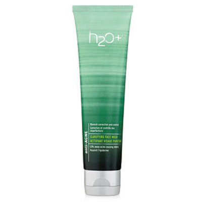 H2O Plus Anti-Acne Clarifying Face Wash