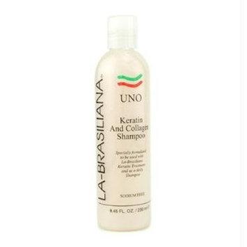 La-brasiliana La Brasiliana Uno Keratin After Treatment Shampoo