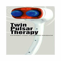 SPT Twin Pulsar Therapy Massager