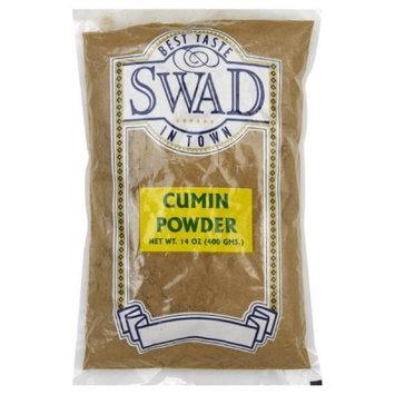 Swad Seasoning Cumin Powder, 14-Ounce (Pack of 5)