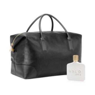 Gold Jay Z 3 oz Eau de Toilette + Weekender Bag Gift
