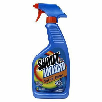 Shout Advanced Action Gel Stain Remover 22 oz