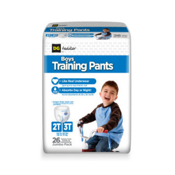 DG Toddler Training Pants for Boys 2T-3T