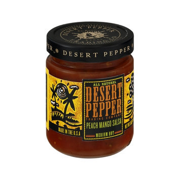 Desert Pepper Medium Hot Peach Mango Salsa