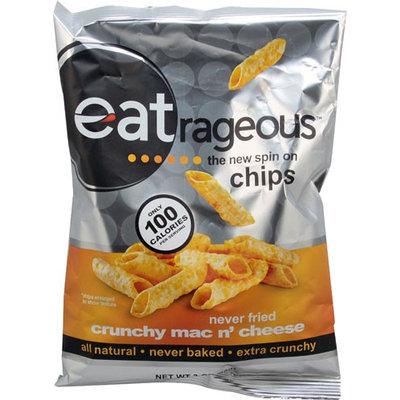 Eatrageous All Natural Chips Crunchy Mac n' Cheese 3 oz