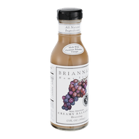 Briannas Home Style Dressing Creamy Balsamic