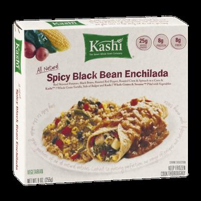 Kashi® Spicy Black Bean Enchilada
