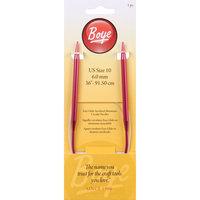 Boye Circular Aluminum Knitting Needles 36
