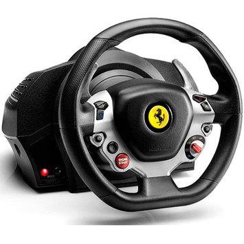Thrustmaster Ferrari 458 Italia Wheel Gaming Accessory Kit - Black