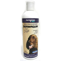 Nutramax Dermaquin Liquid for Dogs, 16-Ounce