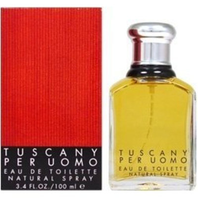 Tuscany By Aramis For Men. Eau De Toilette Spray 1.7 Oz.