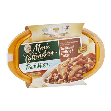 Marie Callender's Fresh Mixers Traditional Stuffing & Turkey