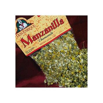 Don Enrique Melissa's Manzanilla, 3 Packages (1/2 oz)