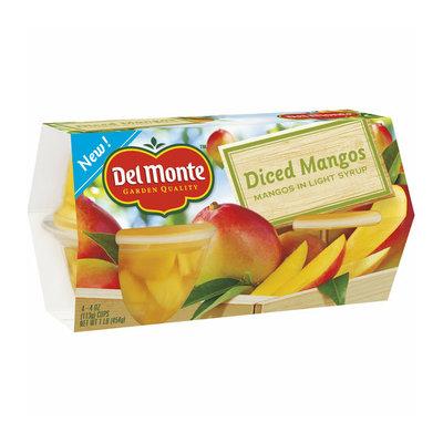 Del Monte Diced Mangos
