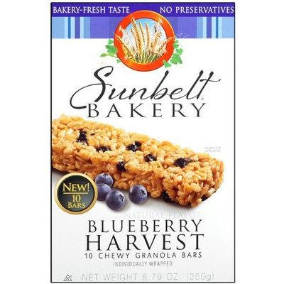 Sunbelt Bakery Blueberry Harvest Chewy Ganaola Bars 10 Ct 3 Pack