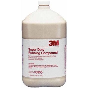 3M 5955 Super Duty Rub. Compound Gal